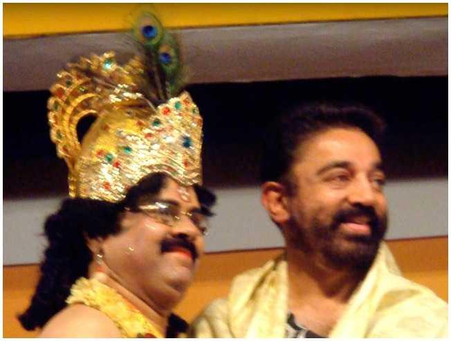 Crazy Mohan Death Kamal Haasan Emotional Tribute Ulaganayan
