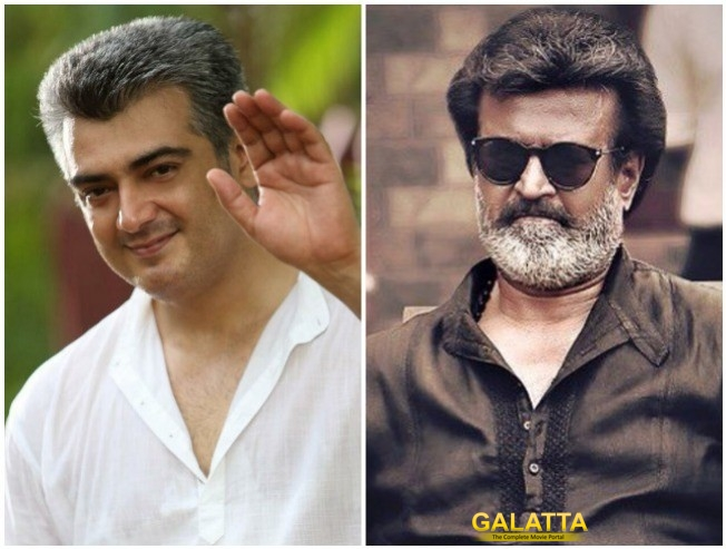 Viswasam Father Ajith Character Paired With Kaala Actress Easwari Rao