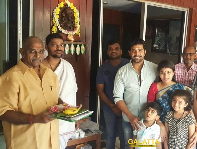 Kuttram 23 Telugu dubbing begins