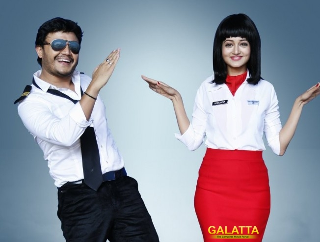 Ramesh Arvind excited about Sundaranga Jaana!