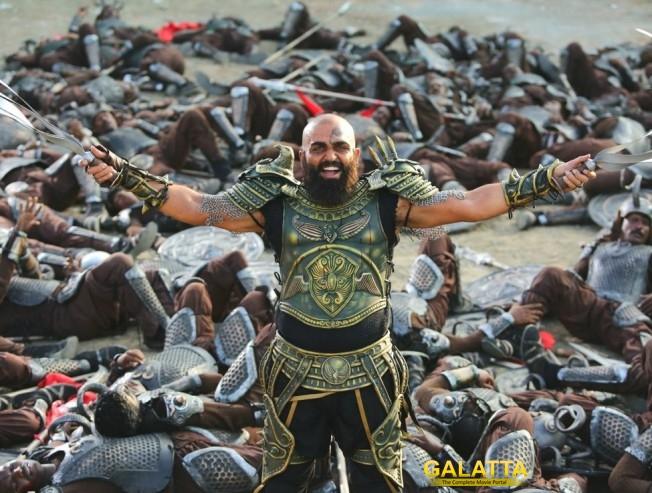 Kaashmora is a team effort: Karthi
