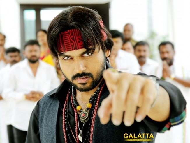 Kaashmora is a grand entertainer