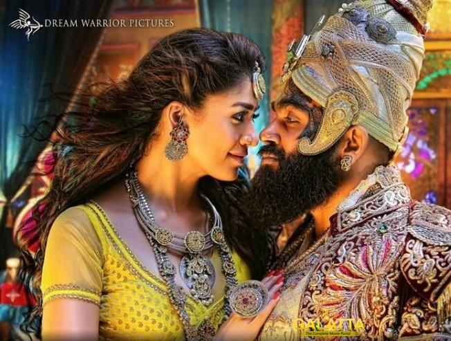 Karthi's Kaashmora sets the BO on fire