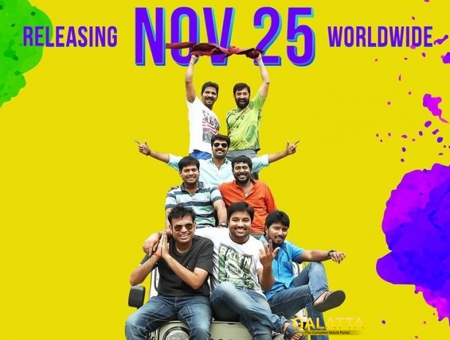 Chennai 28 sequel on Nov 25