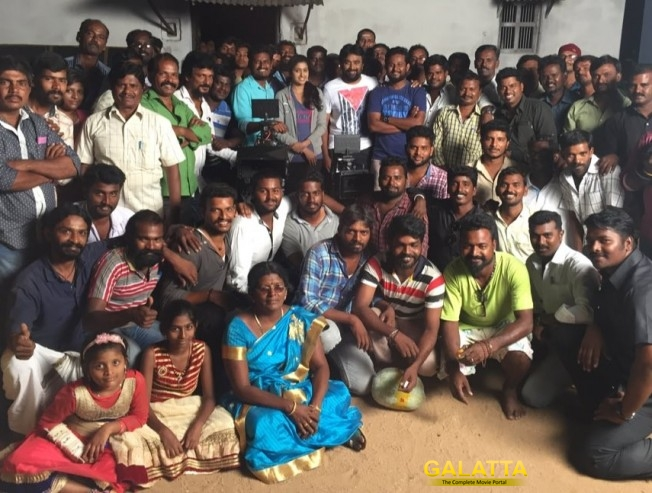 Sasikumar's Balle Vellaiya Thevaa shoot wrapped