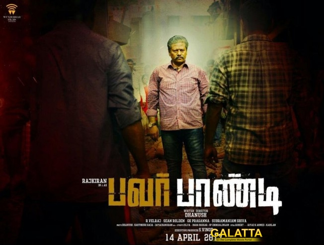 Power Paandi dubbing from today