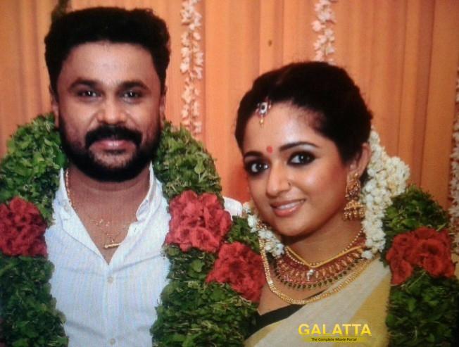 Dileep weds Kavya Madhavan