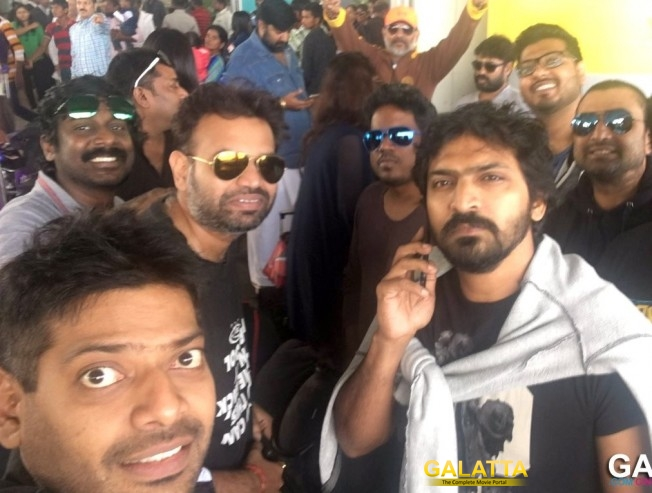 Chennai 28 II team goes live on Facebook