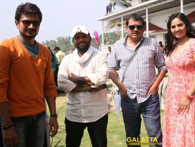 Saravanan Irukka Bayamaen shoot wrapped up