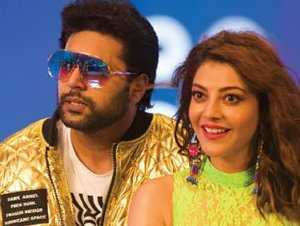 Yarra Comali Second Single Comali Movie Jayam Ravi Kajal Aggarwal