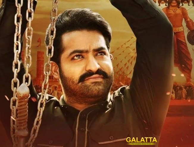 NTR's Jai Lava Kusa First Look Posters on his B'day