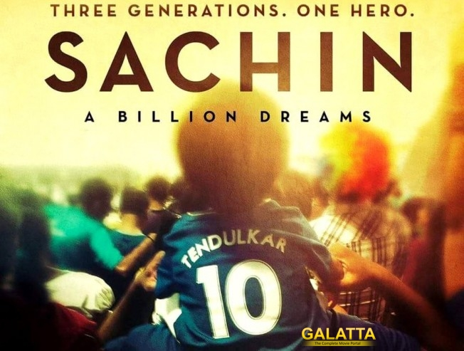 Sachin - A Billion Dreams Special Show for Cricketers Today