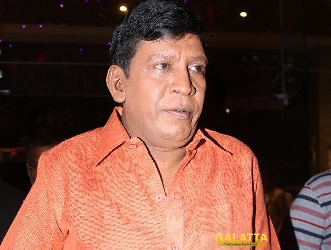 Why is Vadivelu waiting for Shankar?