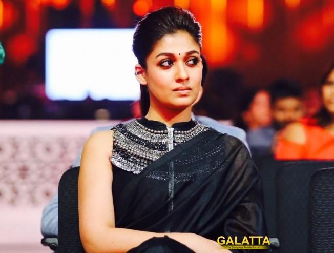 Nayanthara's Demand Shocks Sangamithra Team