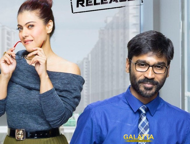 VIP 2 Is Getting Ready for Release in Telugu and Hindi