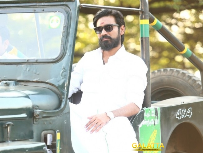 dhanush as anbu and kodi - Tamil Movie Cinema News