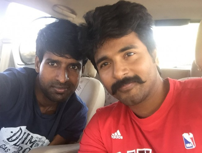 My chemistry with Sivakarthikeyan is unusual says this actor