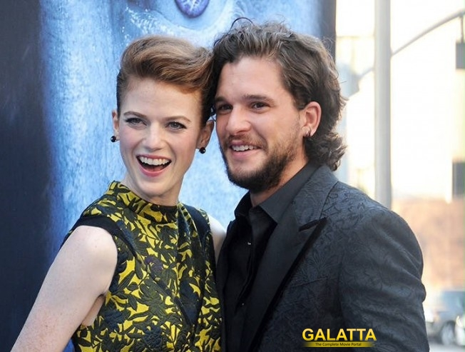 ATTENTION GOT FANS! They Got Engaged