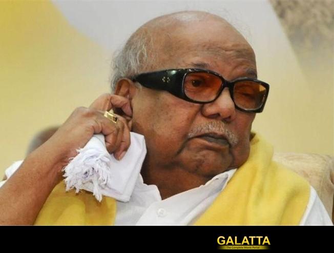 M Karunanidhi Passes Away At The Age Of 94 DMK Chief TN