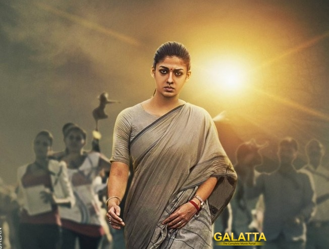 Nayanthara's New Avatar Like Never Before in Aramm