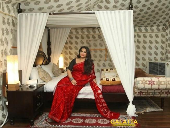 Vidya Balan defines sexual harassment