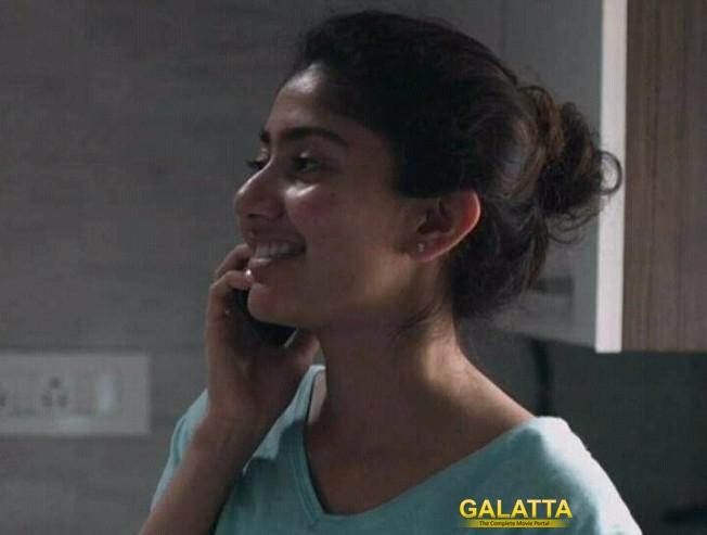 Why does Sai Pallavi get pimples?