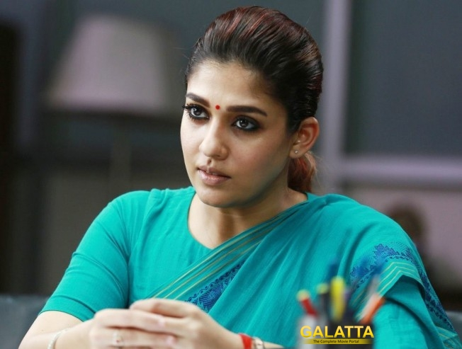 Nayanthara's next stop is Politics?