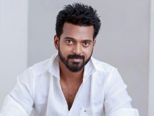 HBD Vikranth! Nenjil Thunivirundhal latest update...