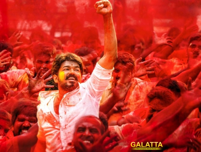 Vijay Mersal Hits Yet Another High Note