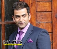 Prithviraj take a break for Alankrita