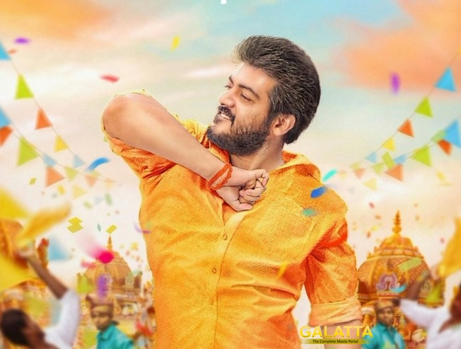 Ajith And Viswasam Team To Work One Month Non Stop To Complete Major Portions