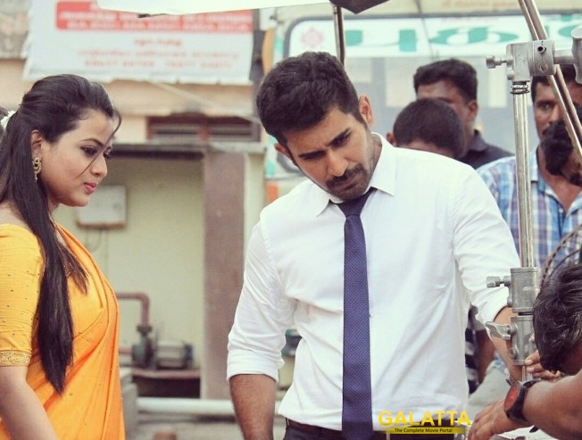 Vijay Antony Surprises Annadurai Director But Not in Acting or Music