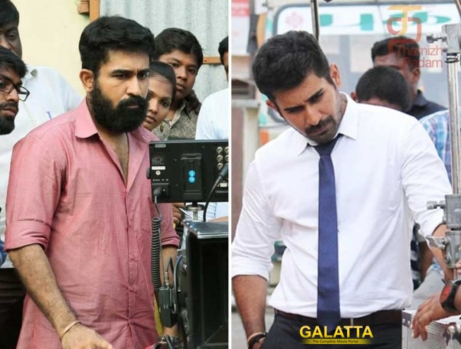 Vijay Antony is Tailor Made for Annadurai