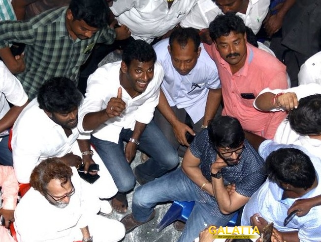 Vishal gets second chance from Election Commission!