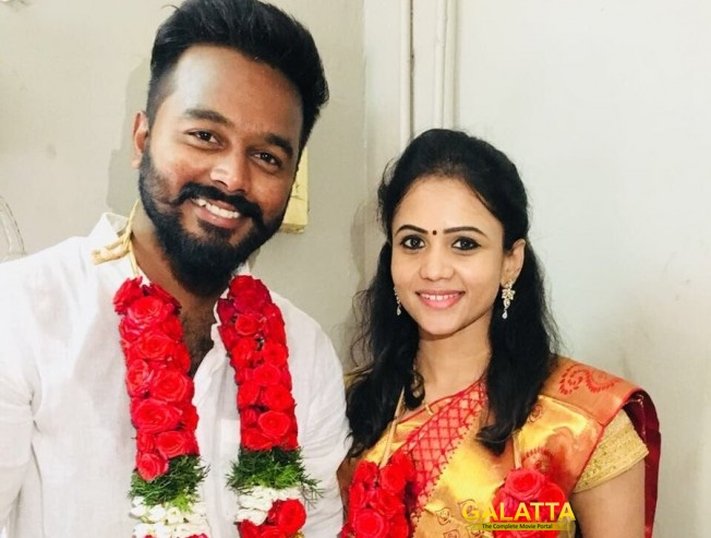 VJ Manimegalai got hitched! Official update!