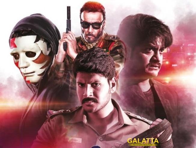 Many Characters  One Killer   Maayavan