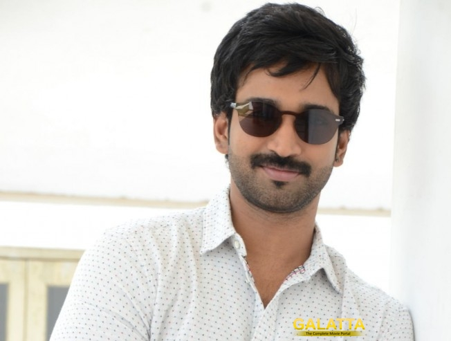 Aadhi's first fantasy film