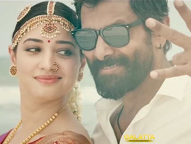 Vikram Sketch song Cheeni Chillaallee Review