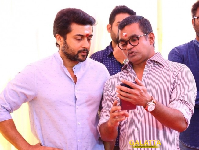 Suriya 36 Next Schedule To Take Place In Thanjavur