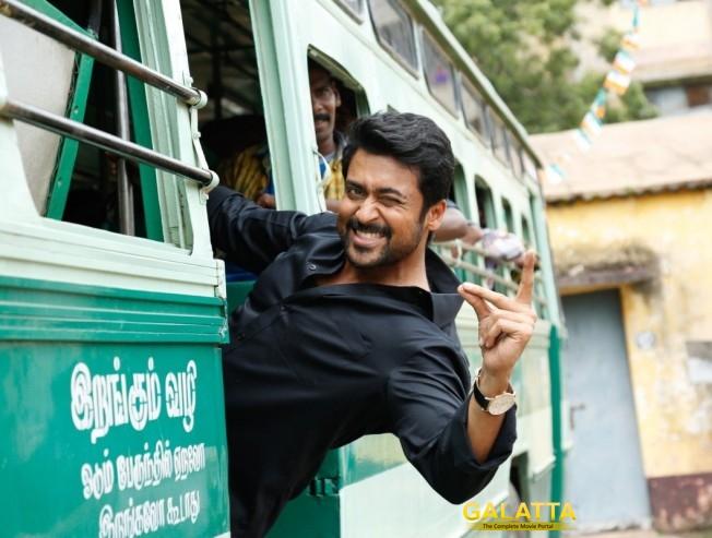 Suriya 36 Begins Shooting Selvaraghavan Suriya Sai Pallavi Rakul Preet Singh