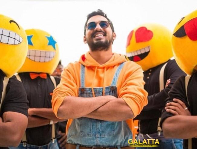 Hiphop Tamizha Natpe Thunai Title First Look Launch On Diwali Parthiban Desingu Sundar C