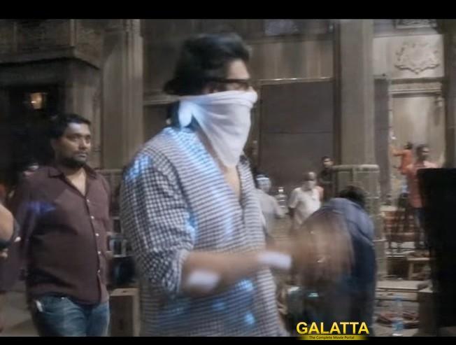 Prabhas Anushka Marriage Bhaagaamthie Baahubali Saaho Shooting Spot
