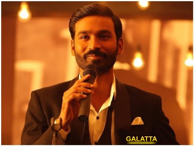 Dhanush Gives Director A New Top Posting