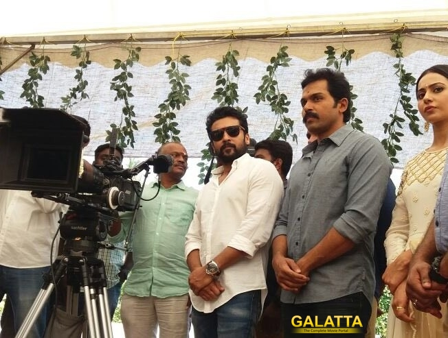 Things you need to know about Karthi 17!