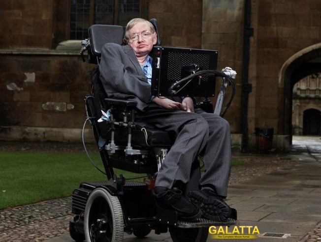 Celebrities Mourn The Death of Stephen Hawking Physicist Cosmologist And Author