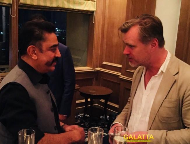 Kamal Haasan Apologizes To Christopher Nolan For Watching Dunkirk In Digital