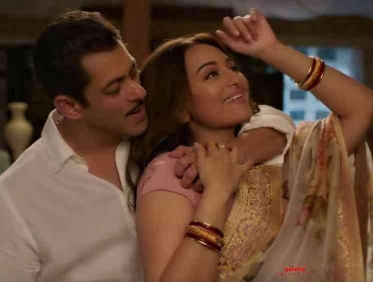 Dabangg 3 Habibi ke Nain video song Salman Khan Sonakshi Sinha - Tamil Movie Cinema News