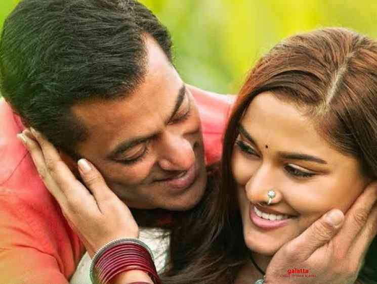 Kadhaley Video Song Dabangg 3 Tamil Salman Khan Saiee - Telugu Movie Cinema News