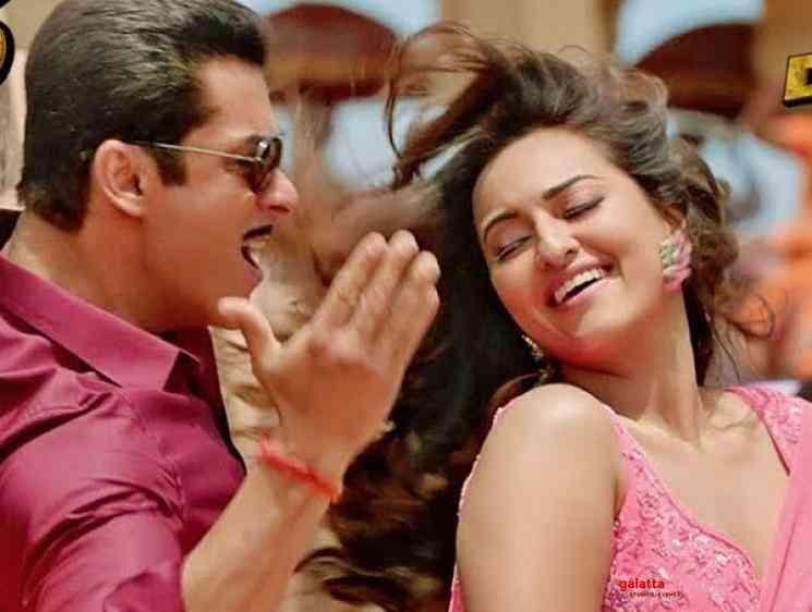 Un Nenapey Video Dabangg 3 Tamil Salman Khan Sonakshi - Tamil Movie Cinema News