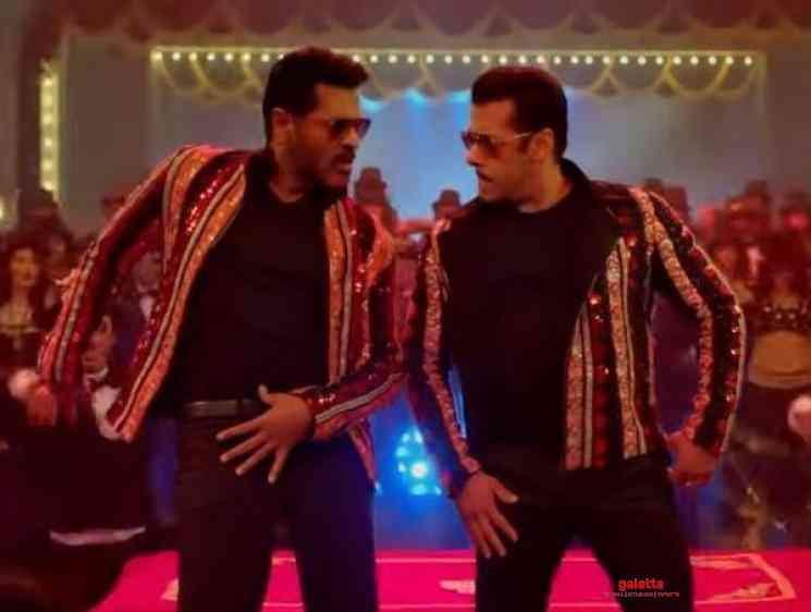 Munna Badnaam Hua Dabangg 3 Salman Khan Prabhu Deva - Tamil Movie Cinema News